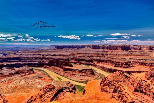 Bild: wide landscape Canyonlands NP