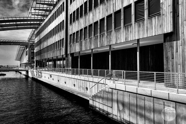 "Bild: Astrup Fearnley Museum Oslo, ""Renzo Piano`s greetings to Oslo"", www.2u-pictureworld.de"
