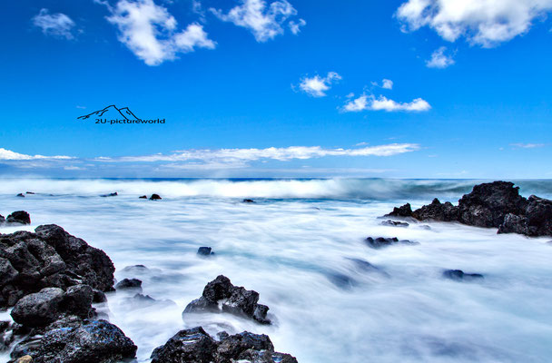 "Bild: ""Nebelmeer"", Oahu"