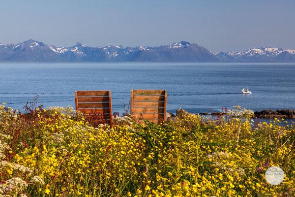 """Bild: Litloy, Norwegen Nordland, """"Logenplätze"""", www.2u-pictureword.de"""