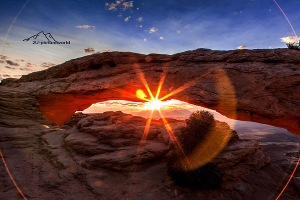 "Bild: ""mesa arch at sunrise"", Canyonlands NP, Utah"
