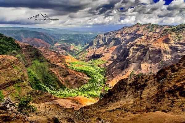 Bild: Waimea Canyon, Kokee State Park, Kauai