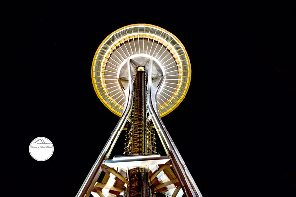"Bild ""Pilz"", Needle Tower Seattle, 2u-pictureworld.de"