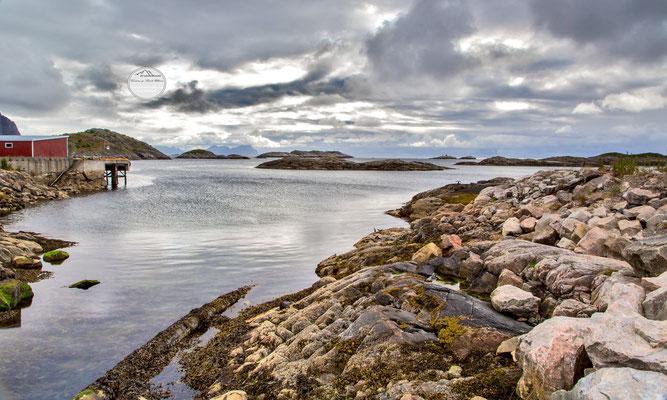 Bild: Vestfjordzugang, Henningsvaer