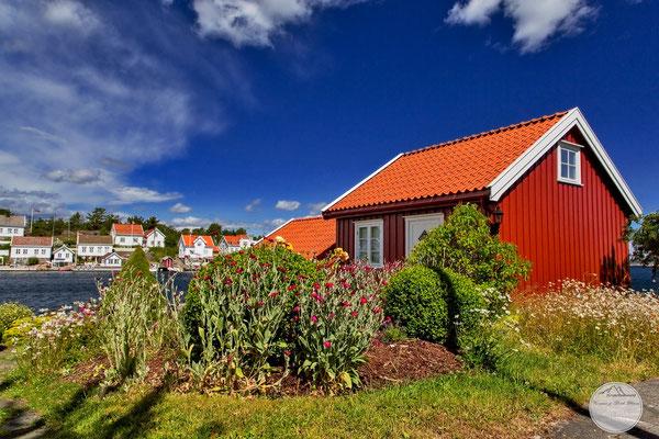 """Bild: Lingör Norway, """"Sommeridylle Lingör"""", www.2u-pictureworld.de"""