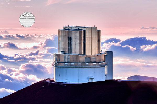 """Bild: """"Wolkenthron"""", Mauna Kea, Hawaii"""