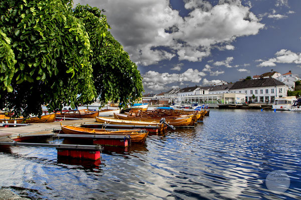 """Bild: Rsoer, """"Risoer Ausflugsboote"""", www.2u-pictureworld.de"""