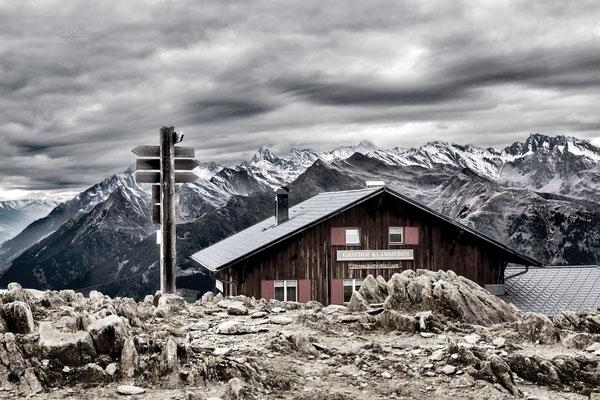 "Bild: Klammebene, Bergstation Hirzer Seilbahn Suedtirol, ""Klammebene2"", www.2u-pictureworld.de"