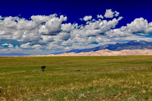 "Bild: ""Fata Morgana"", Great Sand Dunes NP, Colorado"