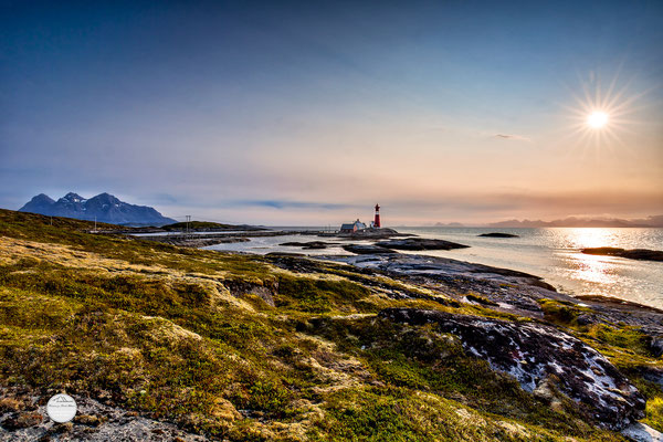 "Bild: Nordnorwegen Halbinsel Hameroy/Tranoy, ""Tranoy summer night"", www.2u-pictureworld.de"