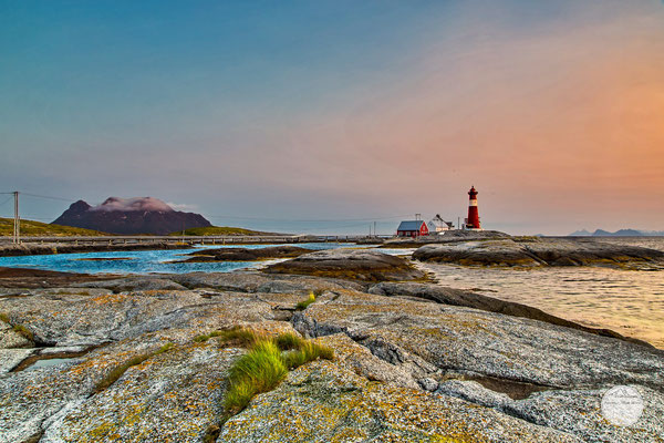 "Bild: Nordnorwegen Halbinsel Hameroy/Tranoy, ""nightly dream"", www.2u-pictureworld.de"
