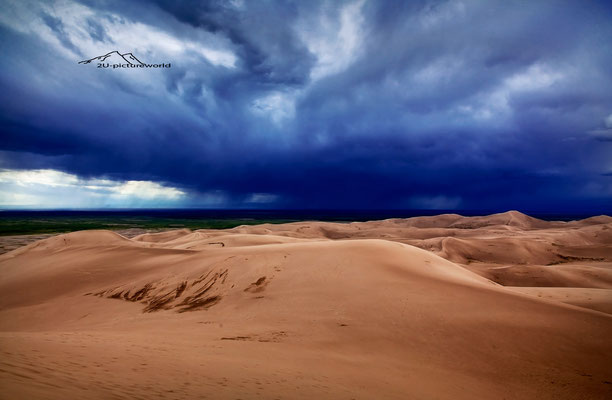 "Bild: ""Himmelszorn"", Great Sand Dunes NP, Colorado"