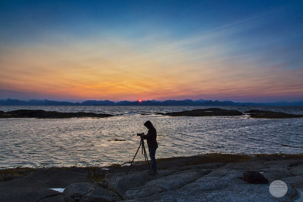"Bild: Nordnorwegen Halbinsel Hameroy/Tranoy, ""the photographer"", www.2u-pictureworld.de"