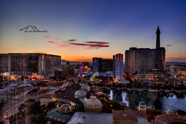 "Bild: ""Fensterblick"", Bellagio, Las Vegas, www.2u-pictureworld.de"