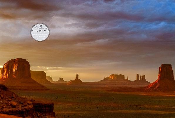 """Bild: """"Filmkulisse"""", Monument Valley"""
