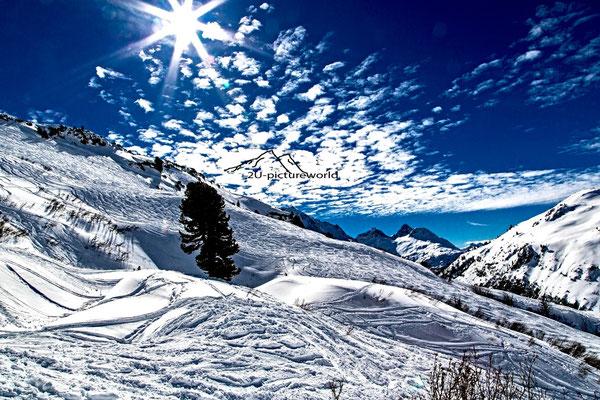 Bild: jenseits der Piste, Lech am Arlberg