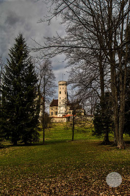 """Bild: Märchenschloss Lichtenstein,  Baden Württemberg bei Reutlingen, """"beauty in the forest""""; www.2u-pictureworld.de"""