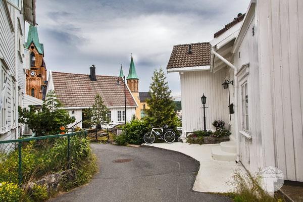 """Bild: Kragerö, """"Dienstags in Kragerö"""", www.2u-pictureworld.de"""