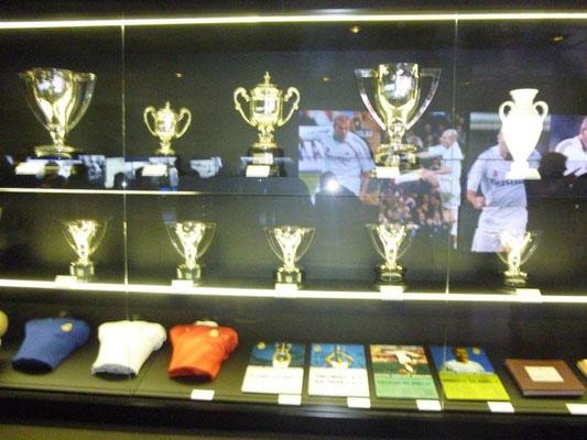 Trophées du Real Madrid