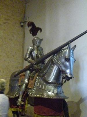 Une armure - Alcazar de Segovie