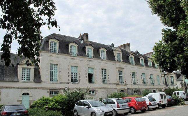 Le château du Mail