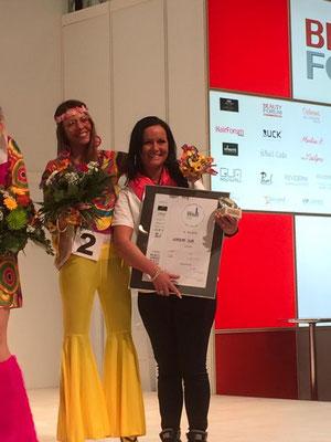 2. Platz Schweizermeisterschaft Adrienn Kun Lakatosné