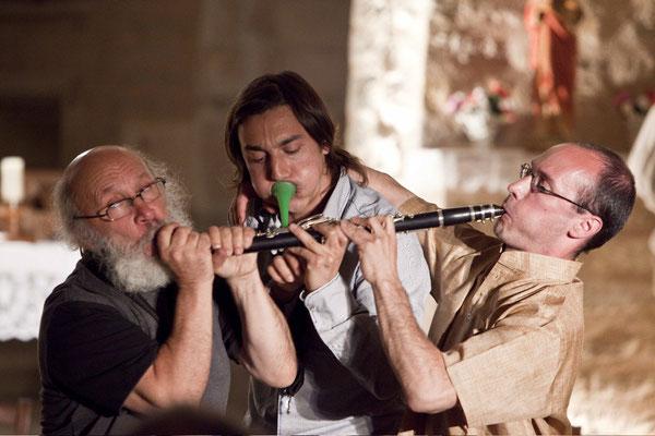 Le trio de Di Donato