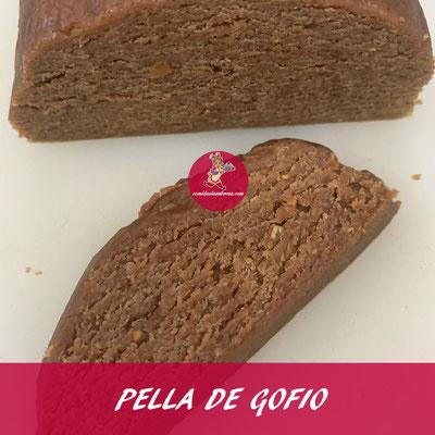 PELLA DE GOFIO
