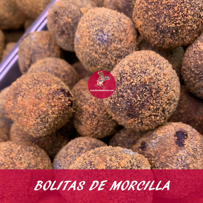 BOLITAS DE MORCILLA