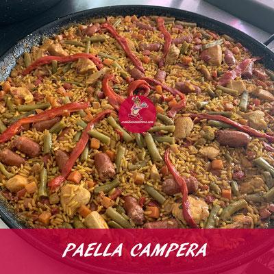 PAELLA CAMPERA