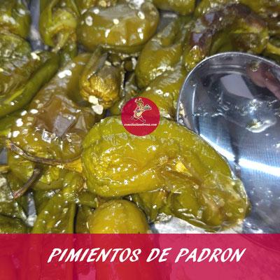 PIMIENTOS DE PADRON