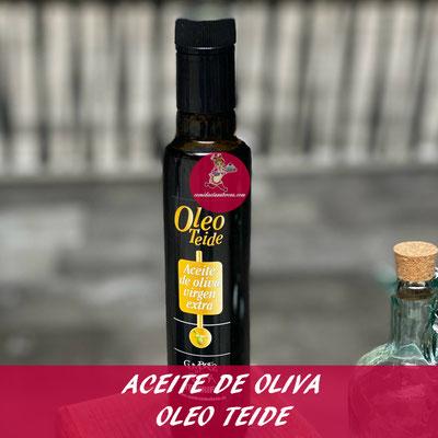 ACEITE DE OLIVA OLEO TEIDE