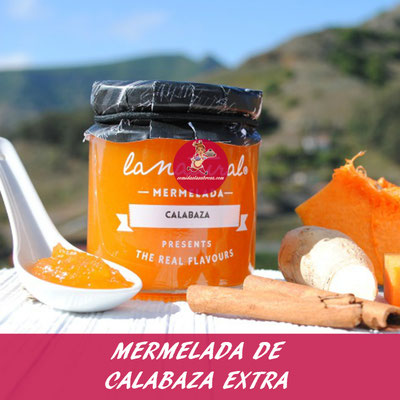 MERMELADA DE CALABAZA EXTRA