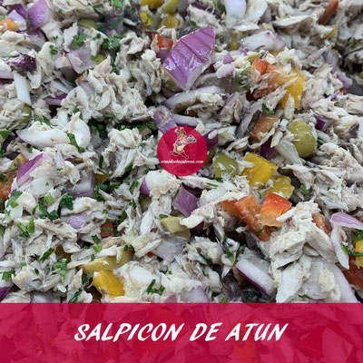 SALPICON DE ATUN