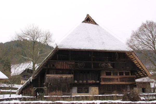 シュヴァルツヴァルト「黒い森」野外博物館 グータッハ