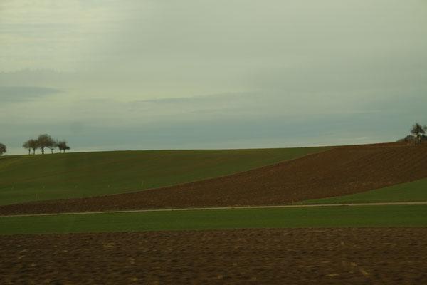 ドイツ南西部