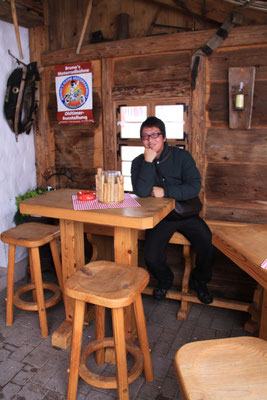 シュヴァルツヴァルト「黒い森」レストラン