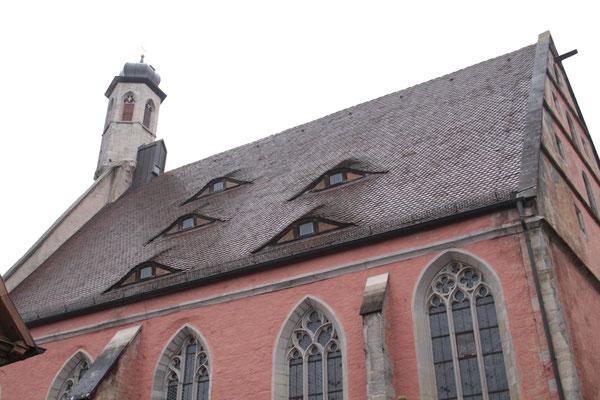 ローテンブルグ 不思議な窓