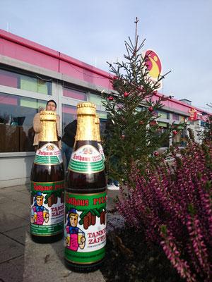 シュヴァルツヴァルト「黒い森」のビール ロートハウス「タンネンツェプフレ」