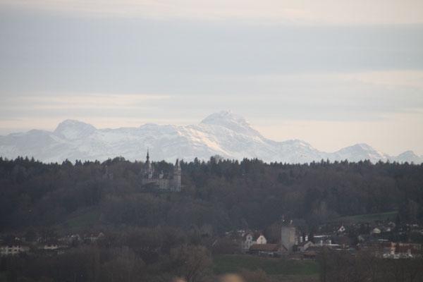 世界遺産の島 ライヒェナウ島 スイスアルプス山脈