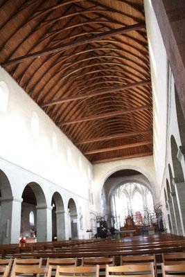 世界遺産の島 ライヒェナウ島 聖マリアマルクス教会