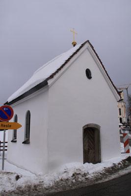 世界遺産 ヴィ―ス教会 奇跡のキリスト像安置堂