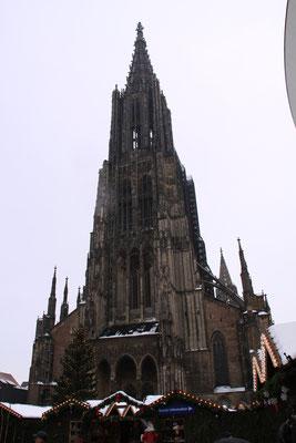 ウルム 大聖堂「ミュンスター」世界一の高さの塔