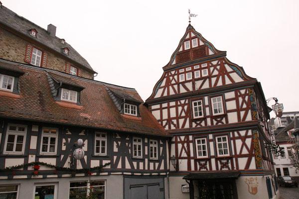 木組みの町イトシュタイン