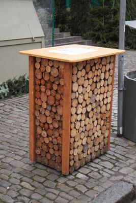 ローテンブルグ ゴミ箱