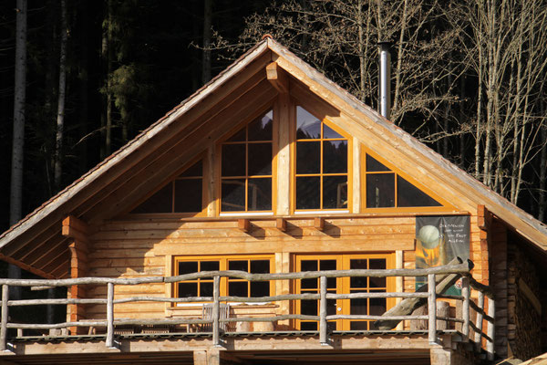 シュヴァルツヴァルト「黒い森」タンネ 欧州モミ アビエス・アルバ ゲストハウス