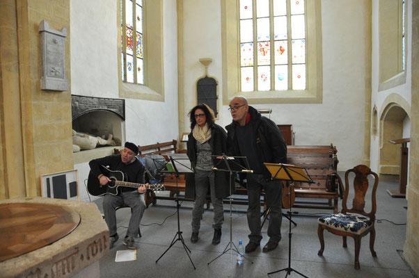 Concert à Valangin