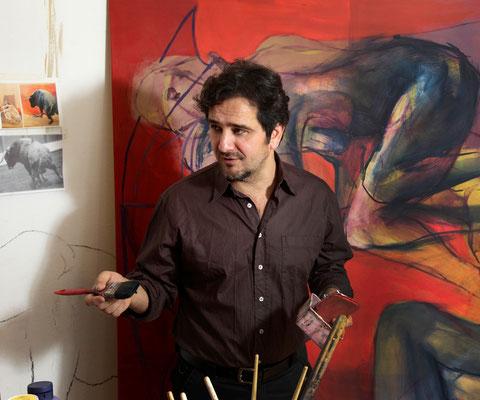Halil Ataman, Künstlerporträts