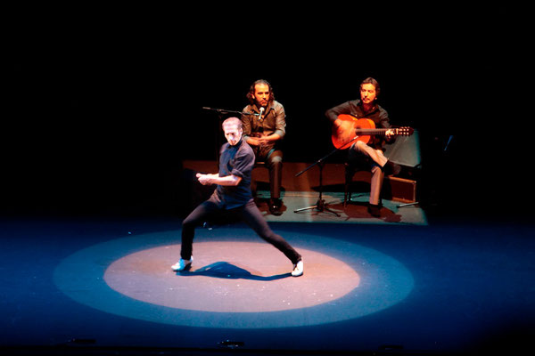 "Flamenco Tänzer ""Israel"""