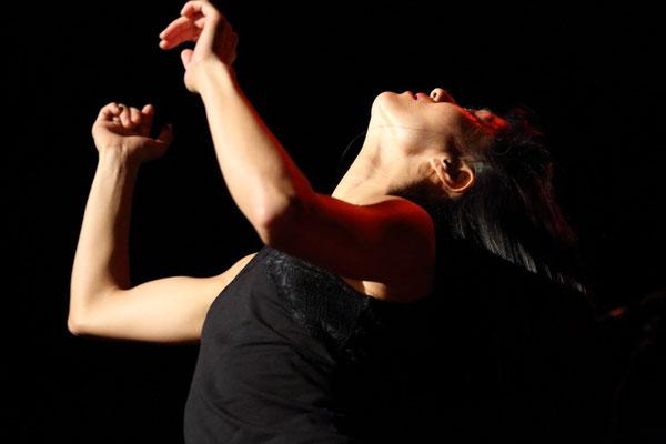 Jorge La Guardia und Tänzerinnen